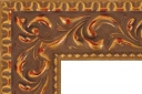 "LM1215_goldRed 2.5"" Wide"
