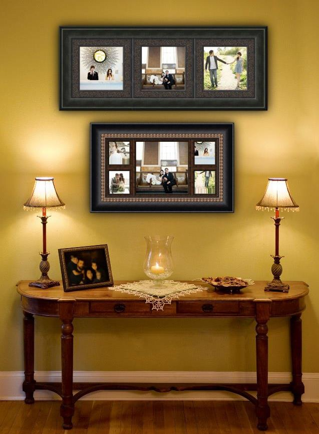 frames with mats for professionals