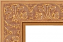 """326 Gold 2.5"""" Wide"""