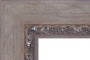 """LM 1437 Silver 2.5"""" Wide"""