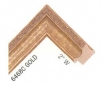 """6468 Gold 2"""" Wide"""