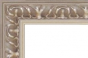 """LM 1022 Silver 1"""" Wide"""