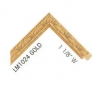 """LM 1024 Gold 1.13"""" Wide"""