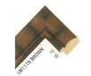 """LM1119_brown 3"""" Wide"""